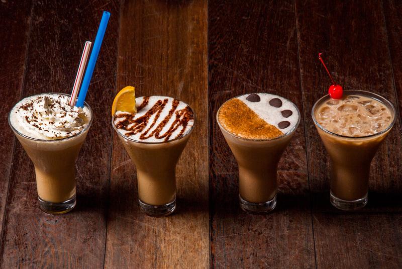 Кофе коктейлей рецепты