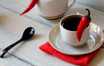 кофе с красным перцем рецепт