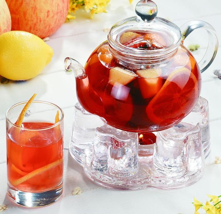 Рецепты фруктового чая своими руками
