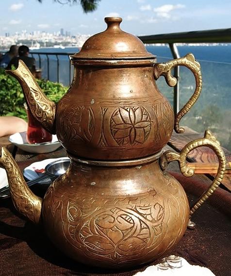Купить чайники для турецкого чая