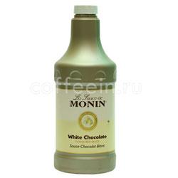 Соус Monin Белый Шоколад 1,89 л