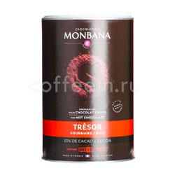 Горячий шоколад Monbana Шоколадное сокровище 1кг