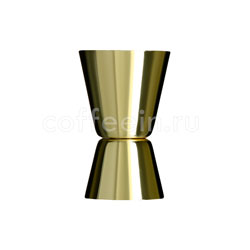 Джиггер 20/40 золотой (LD008G)