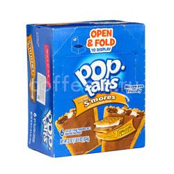 Бисквит Pop-Tarts S`mores Печенье 624 гр