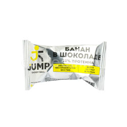 Конфеты Healthy Ball Energy Ball Jump Банан в шоколаде 30 гр