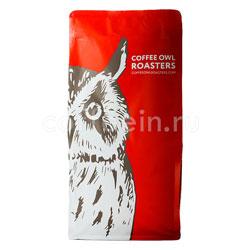 Кофе Owl в зернах Colombia La Virgen 1 кг