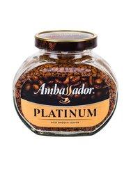 Кофе Ambassador Растворимый Platinum 95 гр (ст.б.)