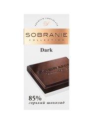 Шоколад Sobranie Горький 85 % 100 гр