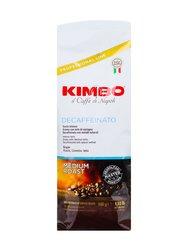 Кофе Kimbo в зернах Decaffeinato 500 гр