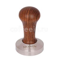 Темпер Monin 58 мм деревянный