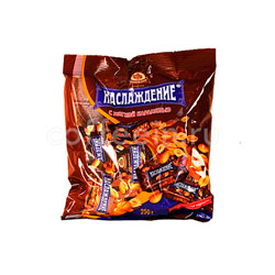 Конфеты Бабаевские Наслаждение с мягкой карамелью фас. 250 гр