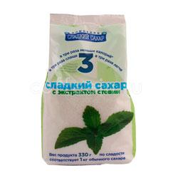 Сахар Bionik со стевией 330 гр