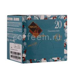Горячий шоколад Eraclea Молочный 15 шт по 32 гр