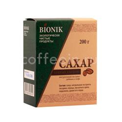 Сахар для кофе Bionik 200 гр