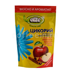 Цикорий Elite яблоко и корица 100 гр