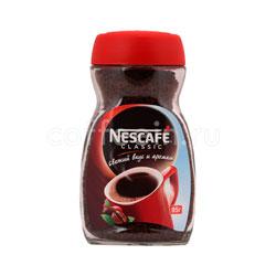 Кофе Nescafe растворимый Classic 95 гр с/б