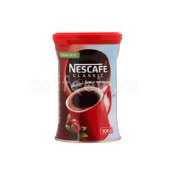 Кофе Nescafe растворимый Classic 100 гр