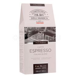 Кофе Compagnia Dell`Arabica молотый Puro Arabica 250 гр