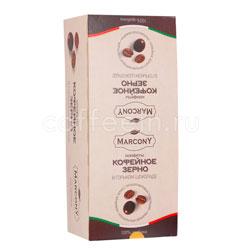 Кофейные зерна Marcony в горьком шоколаде 25 гр