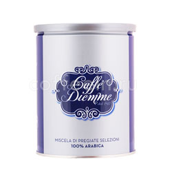 Кофе Diemme молотый Blens Coffee Blue Espresso 250 гр ж/б