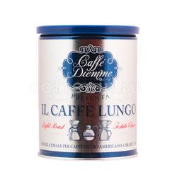 Кофе Diemme молотый Blens Coffee Blue Lungo 250 гр ж/б
