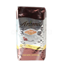 Кофе Santo Domingo в зернах Aroma 454 гр