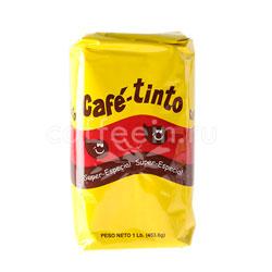 Кофе Santo Domingo молотый Cafe Tinto 454 гр