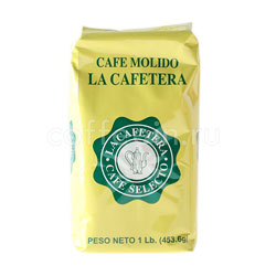 Кофе Santo Domingo молотый La Cafetera 454 гр