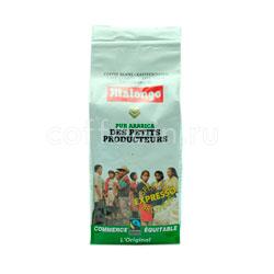 Кофе Malongo в зернах Fair Trade Max Havelaar 250 гр