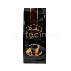 Кофе Paulig Presidentti Black Label в зёрнах 250 г