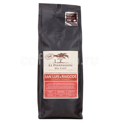 Кофе Le Piantagioni del Caffe в зернах San Luis Raigode