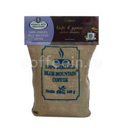 Кофе Jamaica Blue Mountain Coffee в зернах средняя обжарка 500 гр