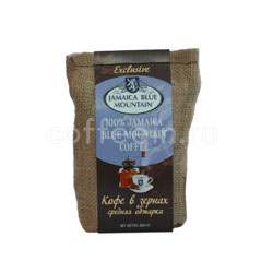 Кофе Jamaica Bue Mountain в зернах средняя обжарка  200 гр