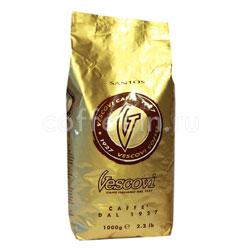 Кофе Vescovi в зернах Santos