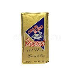 Кофе Vescovi молотый Oro