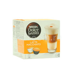 Кофе Dolce Gusto в капсулах Latte Macchiato (Nescafe)