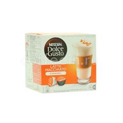 Кофе Dolce Gusto в капсулах Latte Macchiato Caramel (Nescafe)