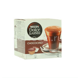 Кофе Dolce Gusto в капсулах Chococino (Nescafe)