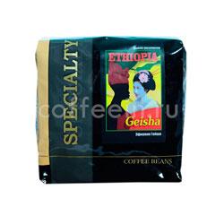 Кофе Блюз в зернах Ethiopia Geisha 500 гр