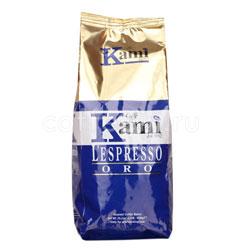 Кофе Kami в зернах Oro 1кг