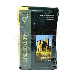 Кофе Блюз в зернах Ethiopia Sidamo 1 кг
