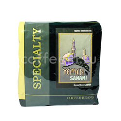 Кофе Блюз в зернах Yemen Sanani 500 гр