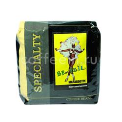 Кофе Блюз в зернах Brazil Maragogype 500 гр