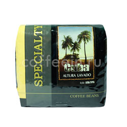 Кофе Блюз в зернах Cuba Altura Lavado 500 гр