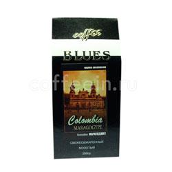 Кофе Блюз молотый Colombia Maragogype 200 гр
