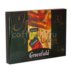 Подарочный набор чая Greenfield 120 пакетиков