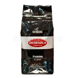 Кофе Deorsola в зернах Premium 1 кг