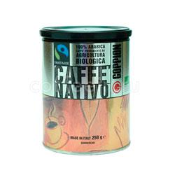 Кофе Goppion Caffe в зернах Nativo Organic 250 гр