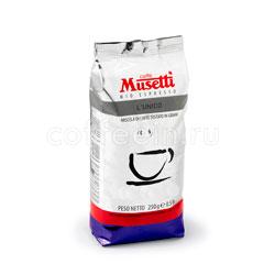 Кофе Musetti в зернах L՝Unico 250 гр