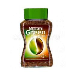 Кофе Nescafe растворимый Gold Green Blend 95 гр